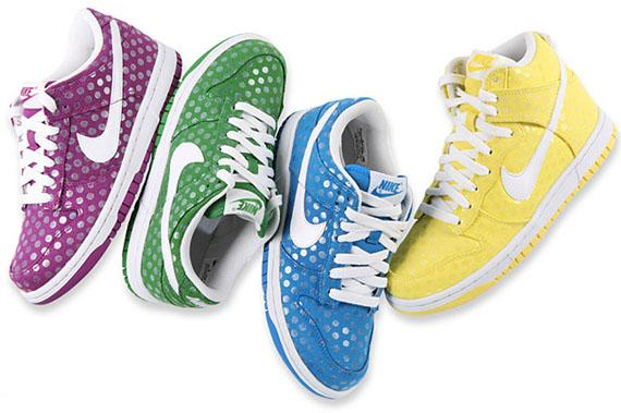 Popular Wmns Nike Juvenate Print Black White Polka Dots Womens Running Shoes