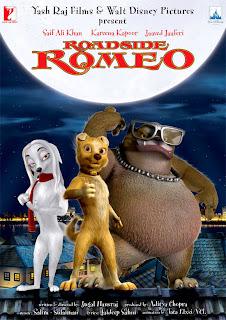 New Bollywood Movie - Roadside Romeo