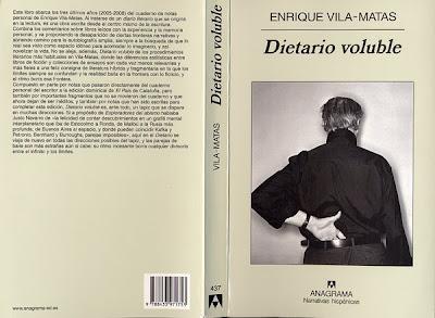Dietario voluble. Enrique Vila-Matas. Anagrama, 2008