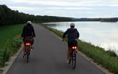 Ruta ciclista y fluvial del Danubio