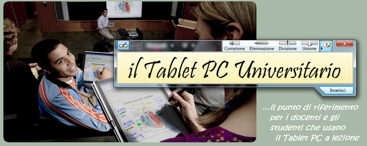il Tablet PC Universitario