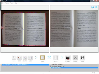 Caso 2: pagine lasciate unite