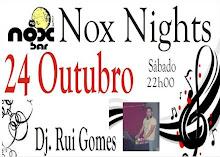 DJ Rui Miguel @ Nox-Bar