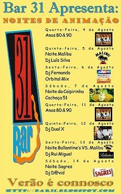 DJ Rui Miguel @ Bar 31