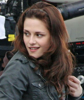 kristen stewart hair color in new moon. on New Moon star Kristen