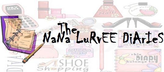 .The Nana Lurvee Diaries