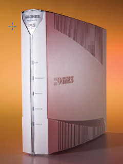 HN9400 satellite router - Hughes