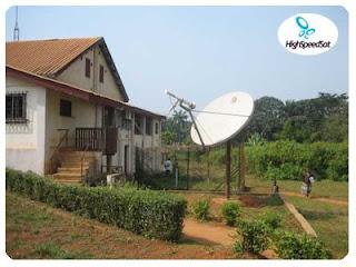 satellite internet africa