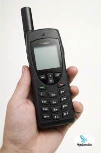 new iridium 9555 satellite phone