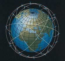 globalstar constelaton