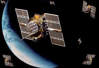 gps satellites