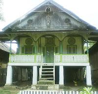 Seperti di desa tua lainnya di lebong, bentuk dan ornament yang ada di