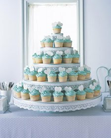 wedding cakes and cupcakes decorate