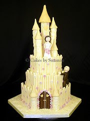 variation wedding cake