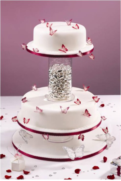 Cake Decoration Butterfly : Wedding Accessories Ideas