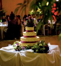 wedding cakes ideas at autumn