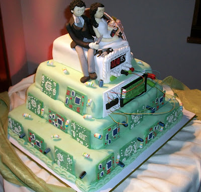 bomm wedding cake