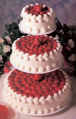 wedding cake ideas pict