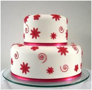 unique wedding cakes pict