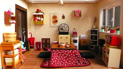 Japanese Living Room
