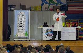 Our World in Motion Show @ Riverside Elementary in Battle Creek, MI