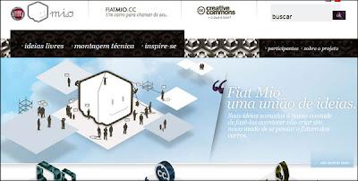 Fiat prepara lançamento do projeto Mio