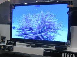 TV 3D Panasonic chega ao Brasil