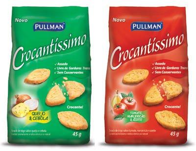 Pullman investe em Snacks