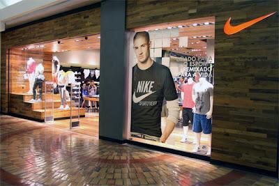 Nike inaugura segundo PDV conceito em SP