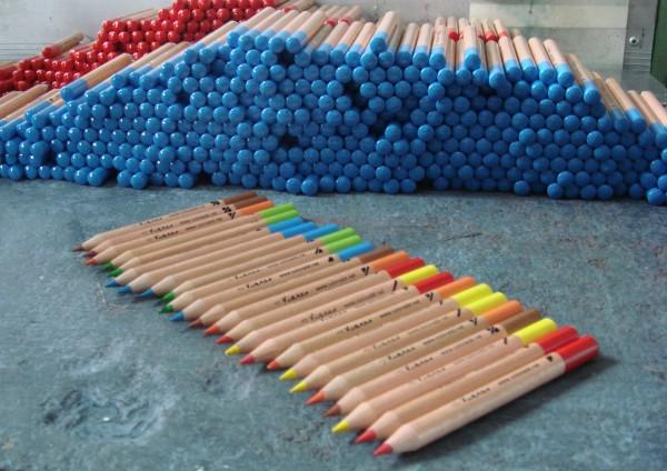 Viarco adota código ColorAdd em seus lápis de cor