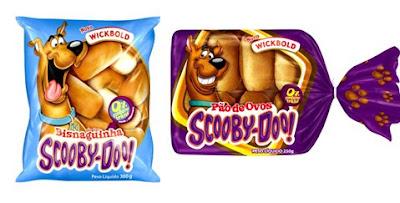 Wickbold com linha Scooby-Doo