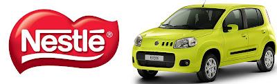 Fiat e Nestlé fazem parceria no PDV