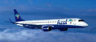 Itaucard fecha parceria com Azul Linhas Aéreas
