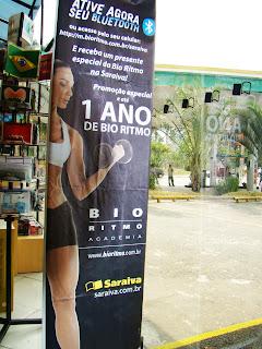Bio Ritmo e Saraiva realizam ações mobile no PDV