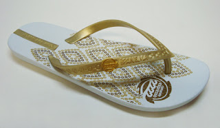Ipanema dá sandálias