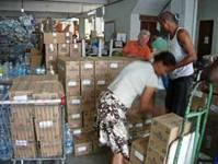 Nazca doa produtos para a região Serrana
