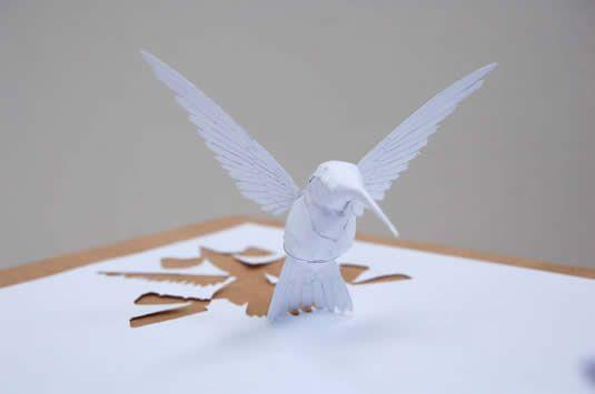 paper art 24 - Mind boggling paper crafts