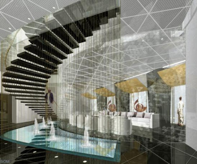 Worlds Tallest Building Interior The Burj Khalifa 10
