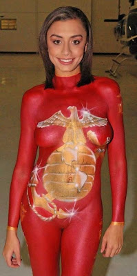 full body painting id=