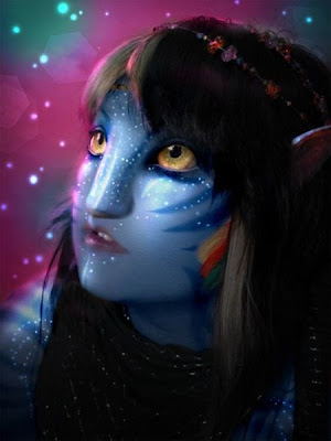 Avatar theme photoshopped