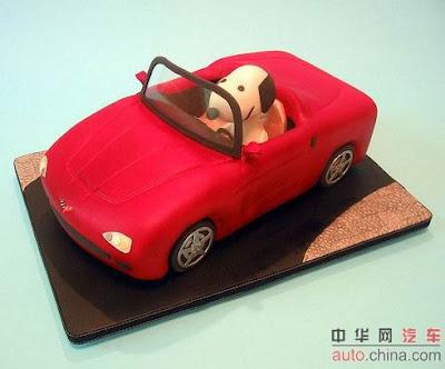Fotos e Dicas de Bolo de Aniversário- Carros