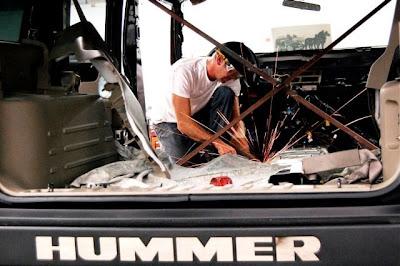 hummer tuned