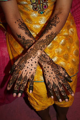 mehendi designs have made