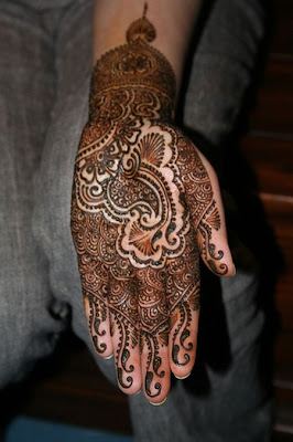 mehndi tattoos