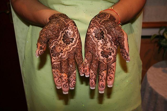 Mehndi Patterns Facts : Mehndi tattoo facts