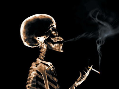 anti smoking ad