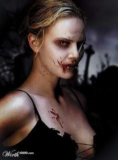 If Celebrities were bloodthirsty Dracula! - Happy Halloween 2009