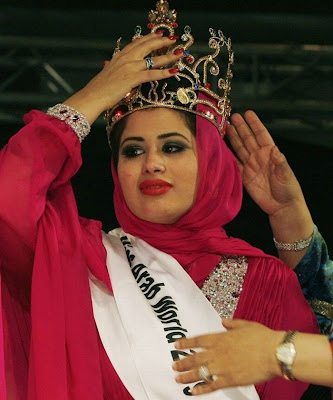 miss arab world
