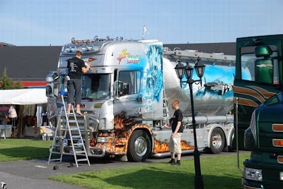 truck shows