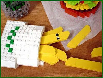 Mcdonalds lego toys